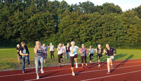 Start Allround Fitness für Frauen